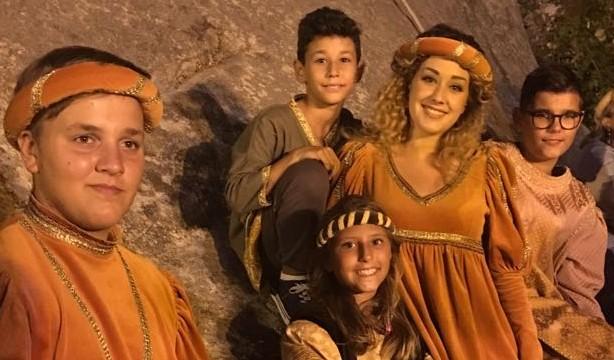 Anche Pollina al concorso Dama dei Castelli di Sicilia