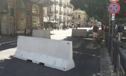 Terrorismo: a Palermo barriere antisfondamento
