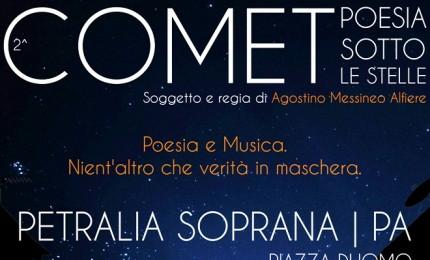 """""""Comet - Poesia sotto le stelle"""" a Petralia Soprana"""