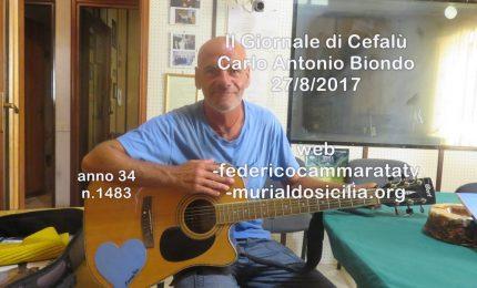 Cefalù: canzoni per la strada