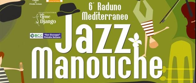 Raduno Mediterraneo Jazz Manouche, grande musica a Petralia