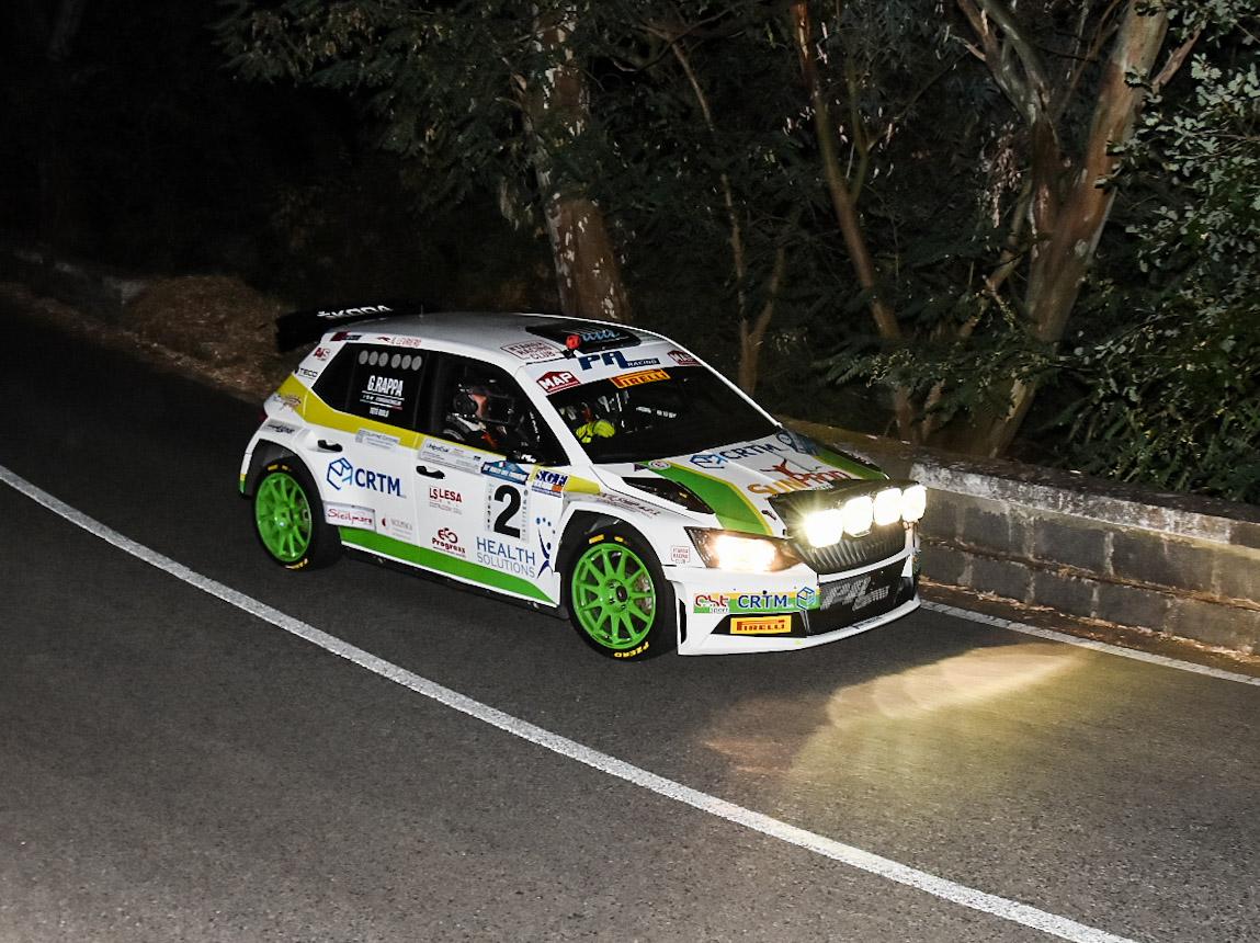 E' di Riolo il 14° Rally del Tirreno