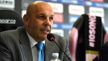 Il Palermo si prepara alla sfida di Coppa Italia contro il Cagliari
