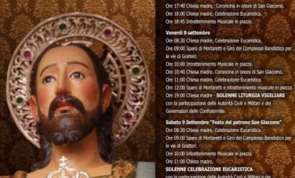 Gratteri festeggia il patrono San Giacomo