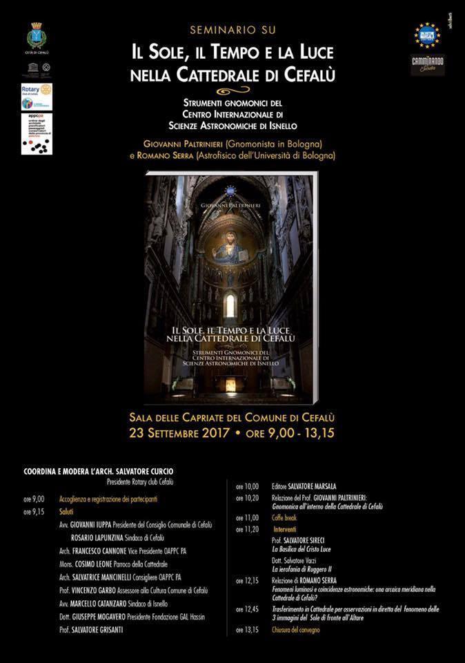 Il Sole, il Tempo e la Luce nella Cattedrale di Cefalù