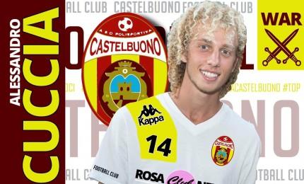 Arriva un centrocampista per la Polisportiva Castelbuono