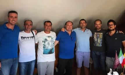Riunione dell'Associazione allenatori a Castelbuono