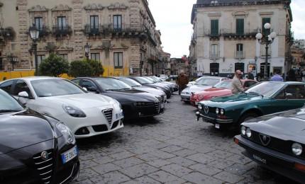 A Termini Imerese il 34° raduno Alfa Romeo