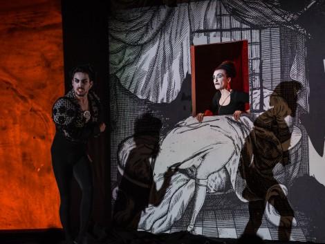 Opera Camion, la lirica esce dal Teatro Massimo e arriva nelle periferie a bordo di un tir (FOTO)
