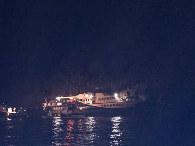 Aliscafo contro gli scogli a Lipari, tre feriti di cui uno grave