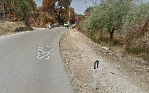 Cefalù: scontro tra un bus e uno scooter