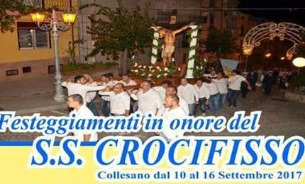 A Collesano i festeggiamenti del SS. Crocifisso
