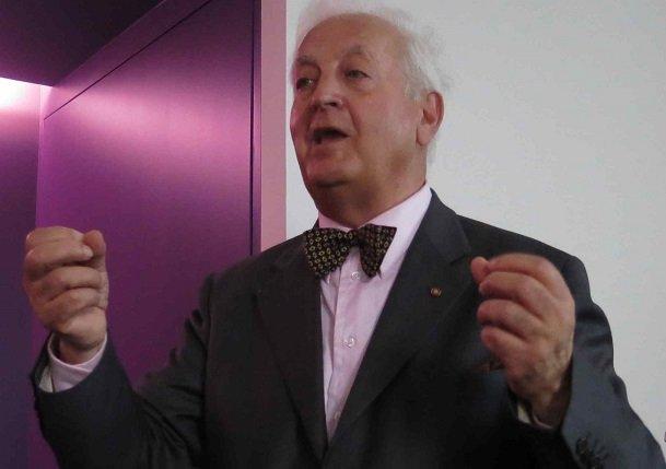 Enzo Farinella, da Gangi a Casa D'Italia a Dublino