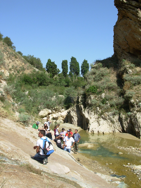 A Petralia Soprana la 12^ escursione lungo il fiume Salso