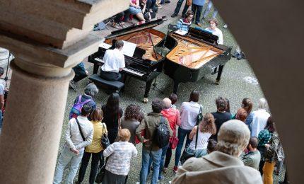 """""""Piano City"""": Palermo invasa dai pianoforti"""