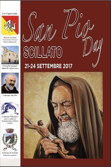 """A Scillato il """"San Pio Day"""""""