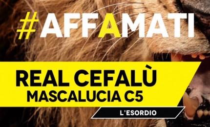 Il Real Cefalù incontra in casa il Mascalucia