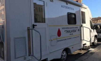 Polizzi: donatori polemici contro l'associazione Thalassa