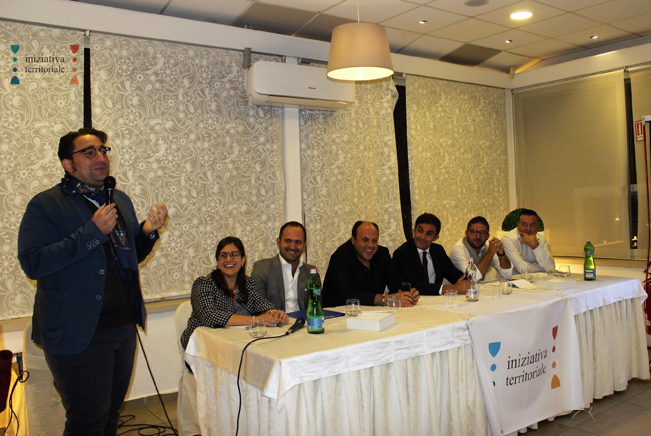 Iniziativa Territoriale inaugura il nuovo triennio