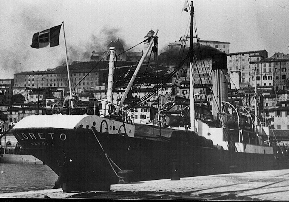 Ricordare i naufraghi della Loreto: la nave degli schiavi affondata nel 1942