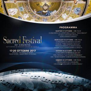 Sacred Festival