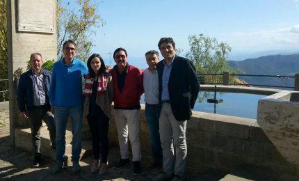 Pollina: partenariato per realizzare un tratto di rete idrica