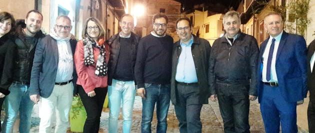 Regionali, i sindaci di Isnello e Castelbuono sostengono Ferrarello