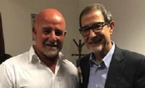 Collesano: un incontro tra l'ex sindaco Meli e Musumeci
