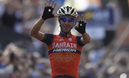 Vincenzo Nibali vince il 111esimo Il Lombardia