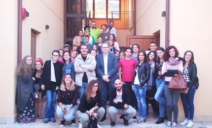 Gratteri: il progetto RadYouth incontra l'amministrazione