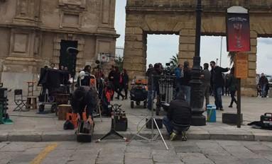 A Palermo le troupe di tre grandi produzioni di serie TV e cinema