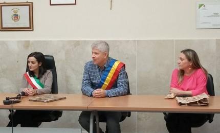 Pollina: il sindaco Culotta riceve il primo cittadino di Bucarest