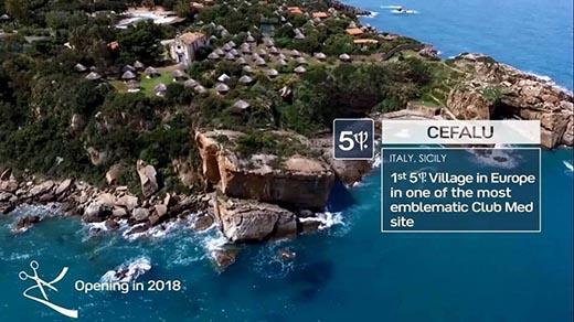 Giornale di Cefalù: torna il Club Med