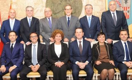 Si insedia la giunta Musumeci, già approvato il primo atto