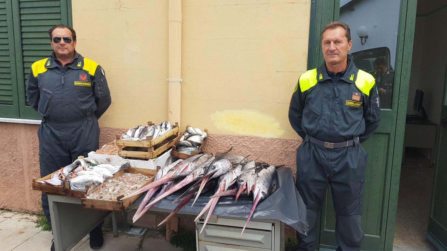 Palermo: sequestrati 70 chili di hashish, arrestati 4 corrieri della droga