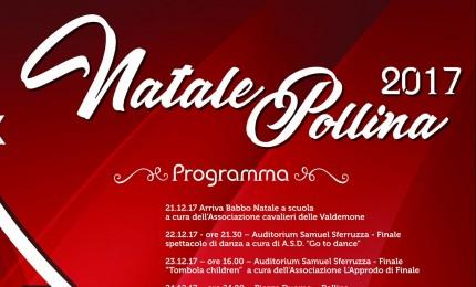 Ecco il Programma di Natale a Pollina