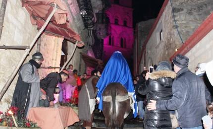 A Gangi il presepe vivente da visitare in Sicilia