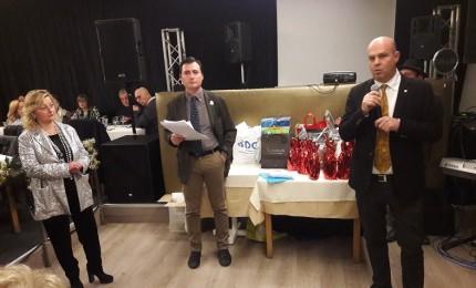 Cefalù: Lions Rotary e Fidapa donano defibrillatore agli sportivi cefaludesi