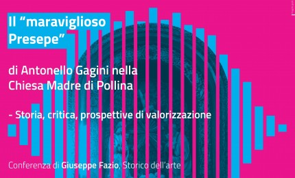 LA natività di Antonello Gagini nel Duomo di Pollina