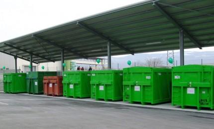 Petralia Soprana:  un finanziamento per centro di raccolta rifiuti