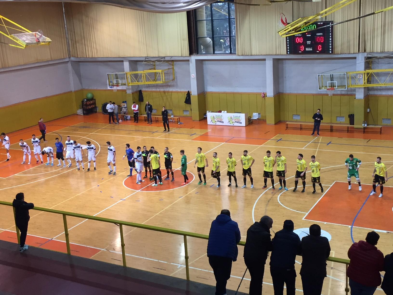 5-1 del Real Cefalù sul campo del Cataforio