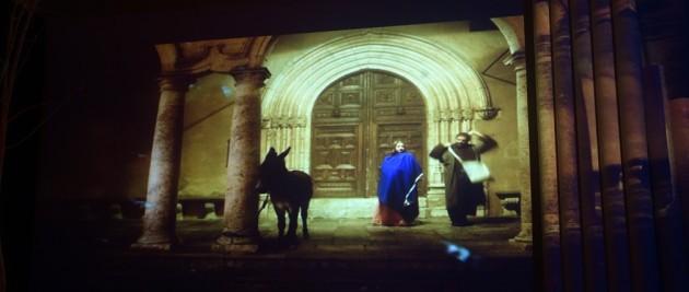 Inaugurato il Presepio d'Incanto a Petralia Soprana