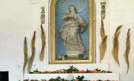 Chiesa di Santa Lucia a Cefalù, banchetto o ultima cena?