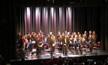 La banda Acm Apollonia di Pollina si esibisce in Germania