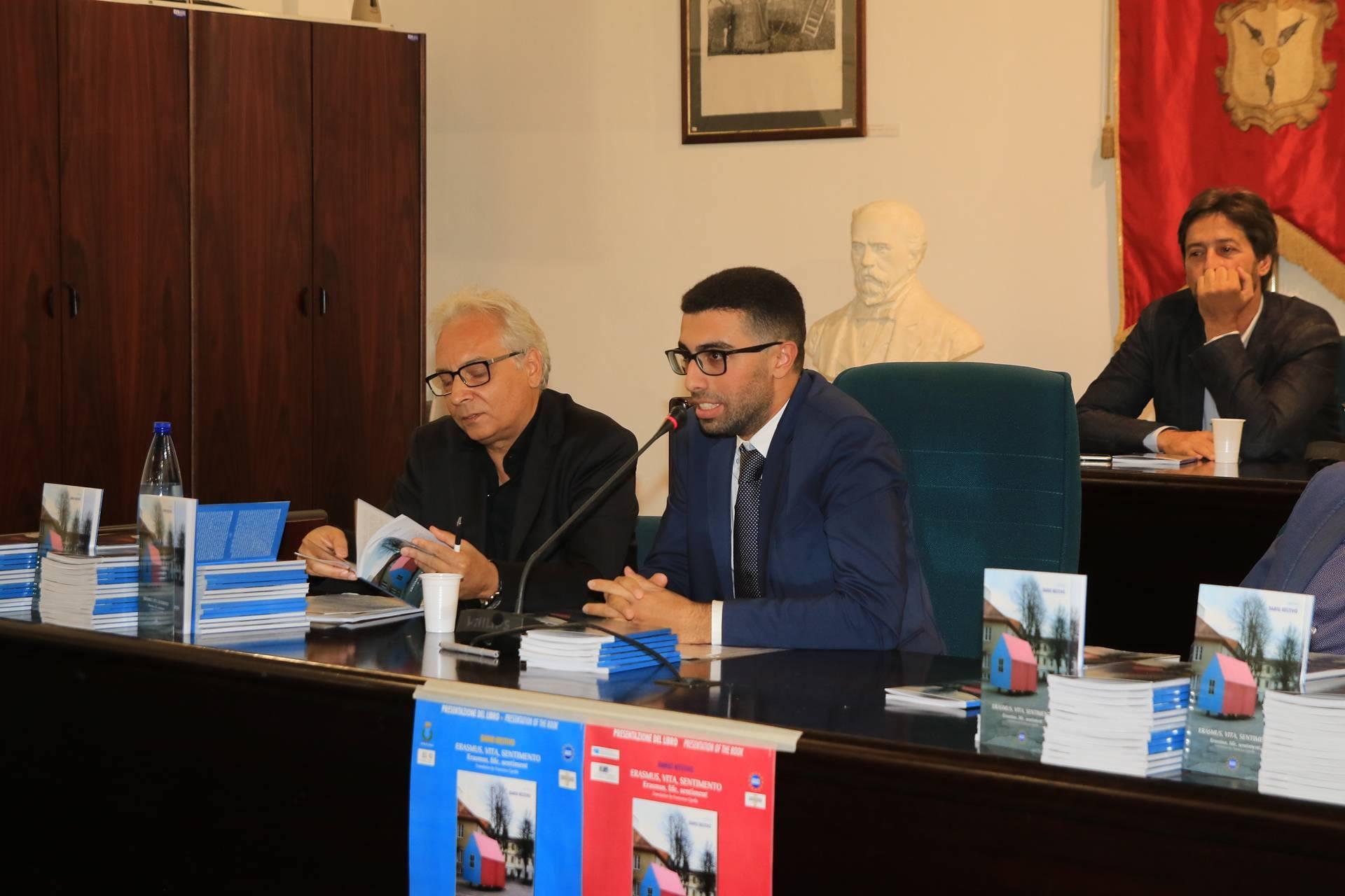 Un cefaludese in Europa: Dario Restivo e il suo libro sull'Erasmus