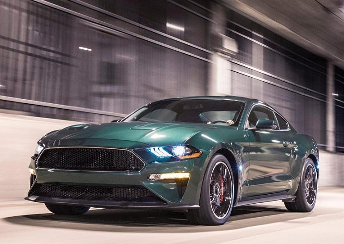 Ford Mustang Bullitt, una sportiva da cinema