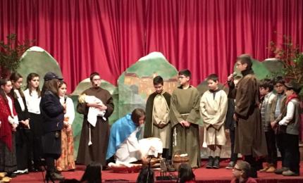 Geraci Siculo, l'Azione Cattolica rianima il primo presepe della storia