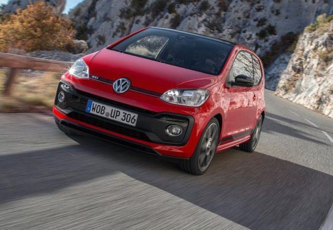 Arriva la Volkswagen up Gti, una citycar very up!
