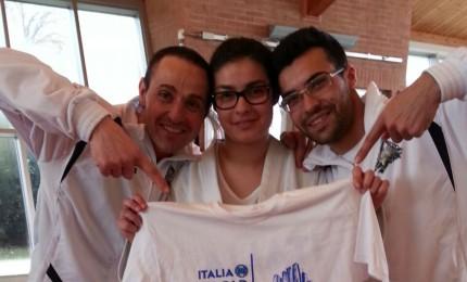 Atleta di Geraci nella nazionale italiana di Ju jitsu