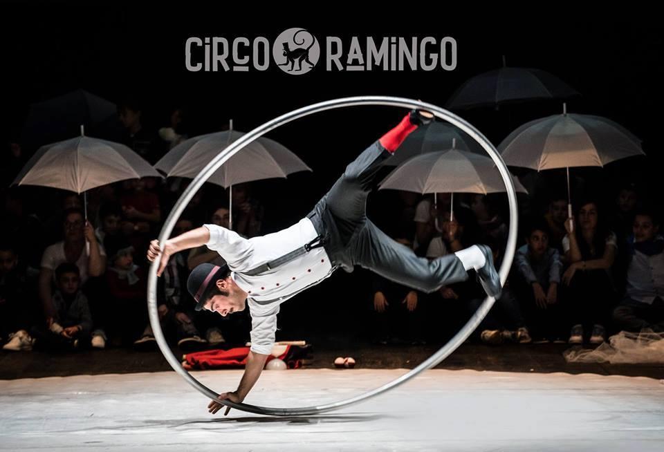 """Spettacolo, al Tmo """"The theatre circus humor show"""""""